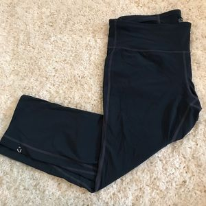 Gap workout capris